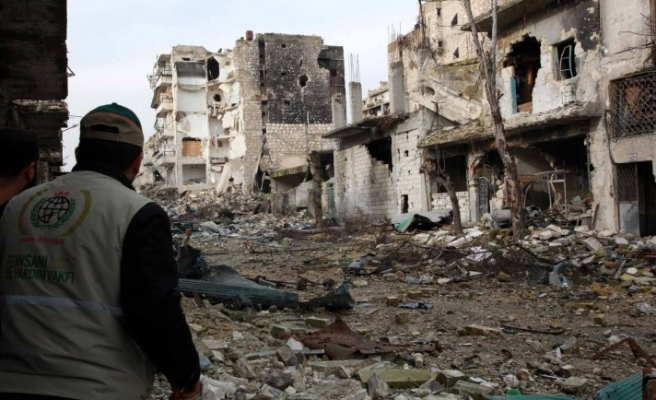 One thousand killed in Syria during Ramadan