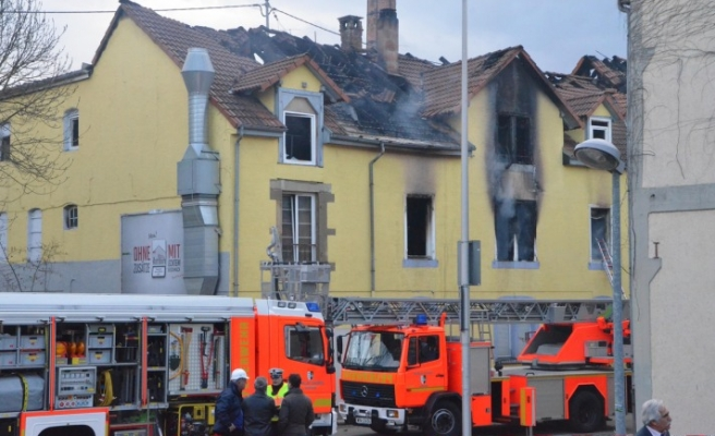 No signs of arson in death of 8 Turks: Germany