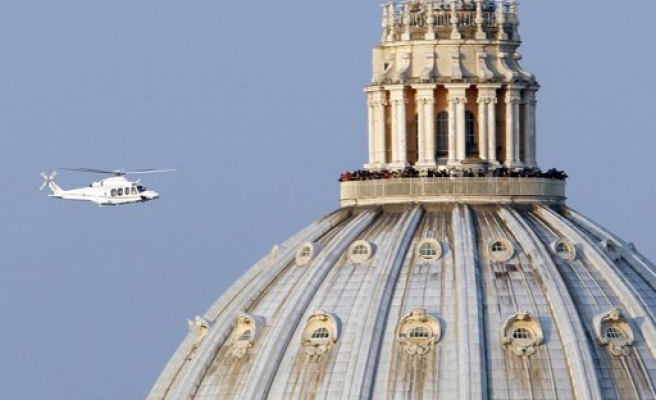 Conclave begins Tuesday for electing pope