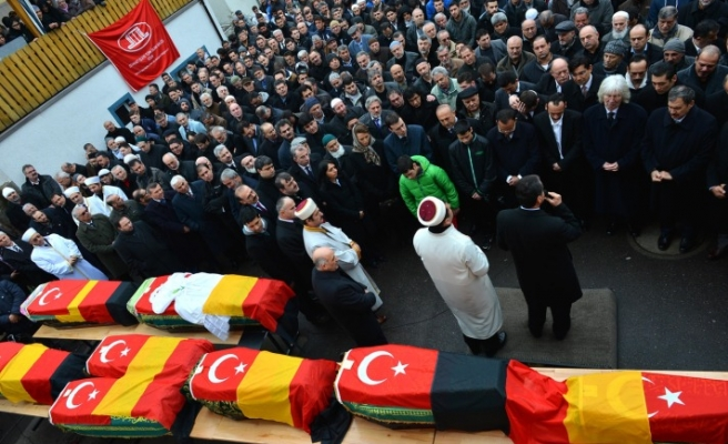 Turkey to perform autopsy on German fire victims / PHOTO