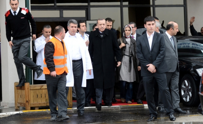 Turkish PM advised to rest for a week - UPDATED