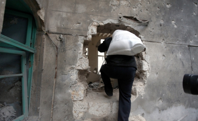 In Syria, desperate residents see little hope in U.N. Aleppo truce plan