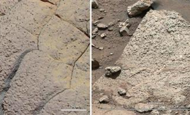 Mars had the right stuff for life, scientists find
