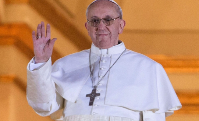 Pope says wants 'poor Church and Church for the poor'