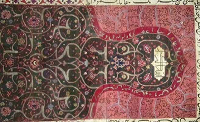 Exhibition on Ottoman carpets with Romanian heritage opens in Ankara