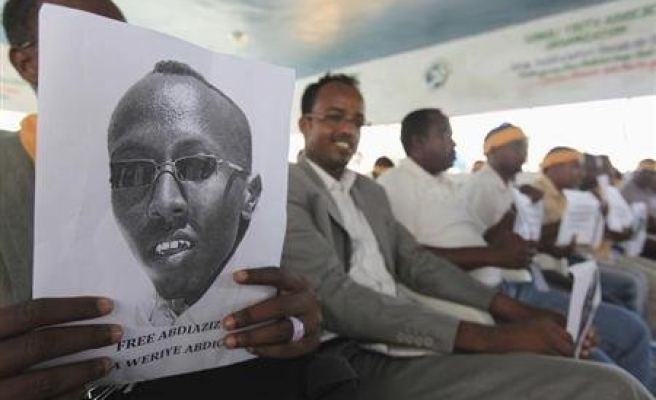 Somali court frees rape interview reporter