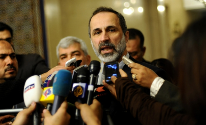 Syria opposition struggles to forge transition plan- UPDATED