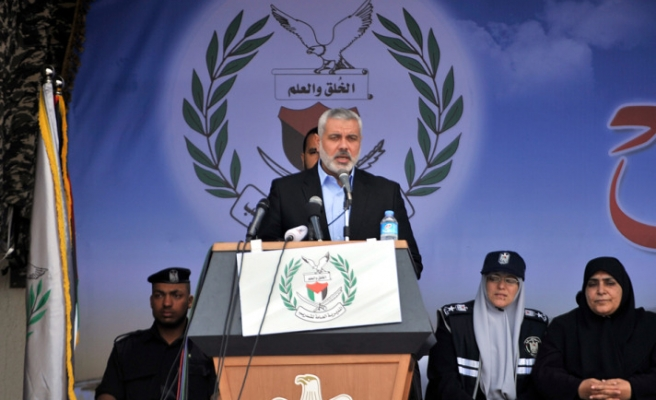 Hamas condemns PLO accusation of Egypt meddling