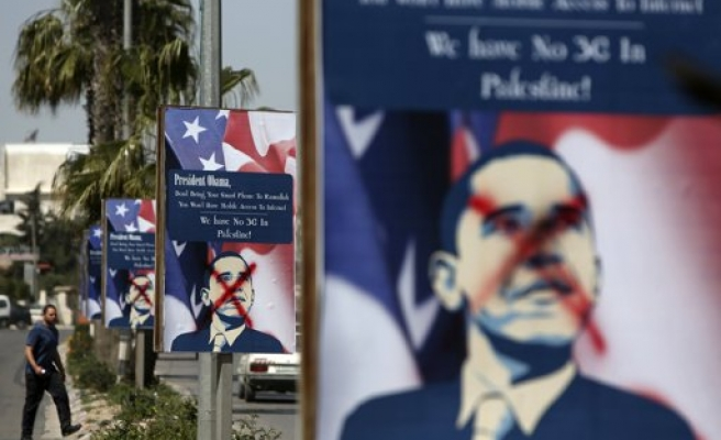 Obama's helicopter to fly over Israel's illegal settlements