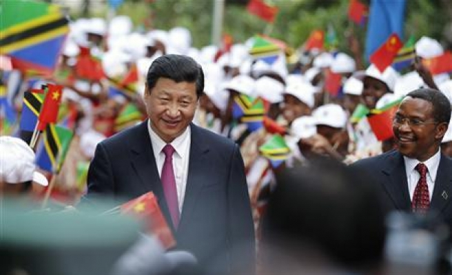 New database reveals China's secretive aid to Africa
