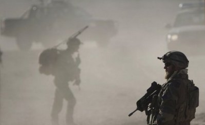 Taliban attack international compound in Kabul