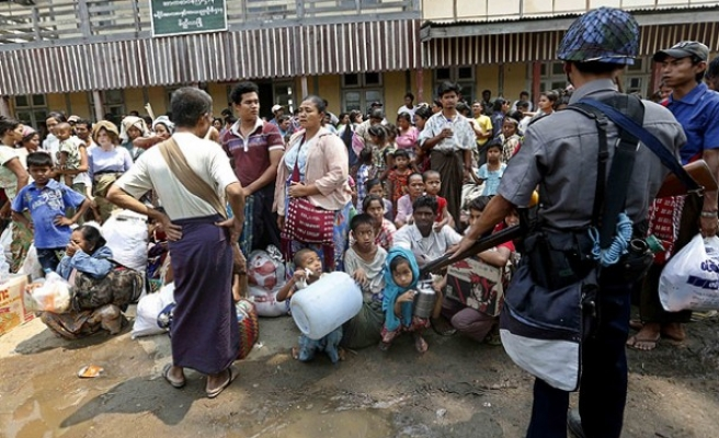 NGO: UNHCR Myanmar rep has 'work cut out for her'