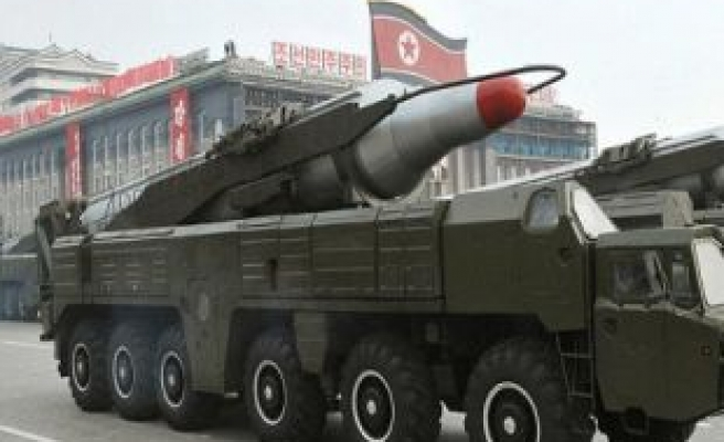 N. Korea missiles moved away from launch site