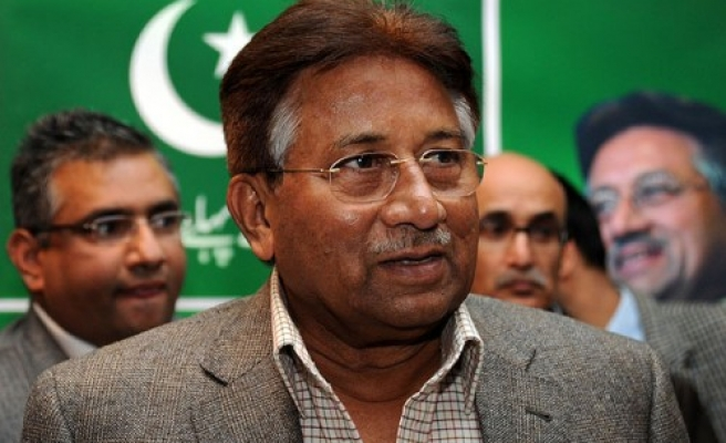 Lifelong office ban on Pakistan's Musharraf- UPDATED