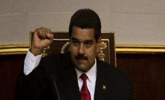 Venezuela president to be granted 'special powers'