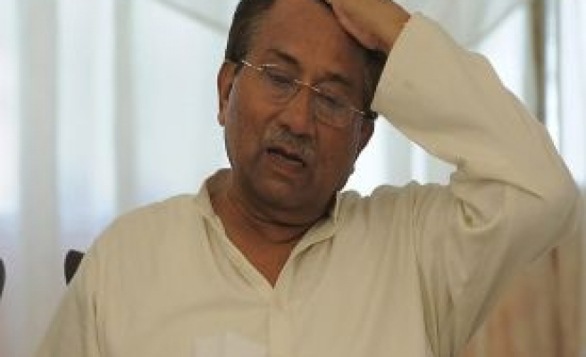 Pakistan military angered by treatment of Musharraf- reports