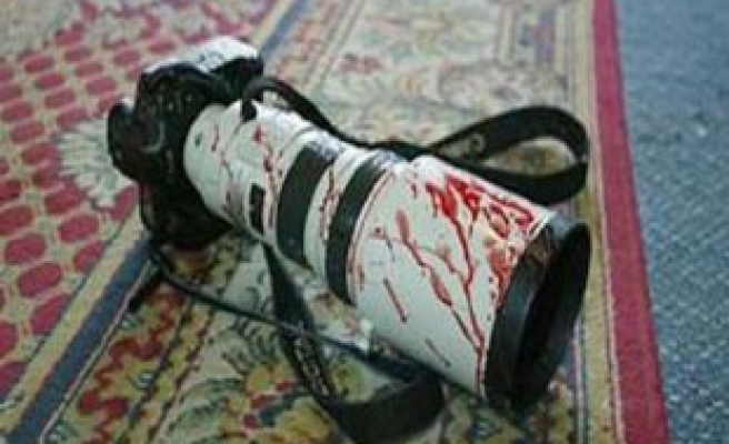 27 journalists killed worldwide so far this year