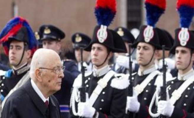 Italian president says govt cant tolerate more games