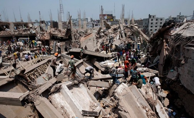 Bangladesh building tragedy down to West's cost squeeze -NGOs
