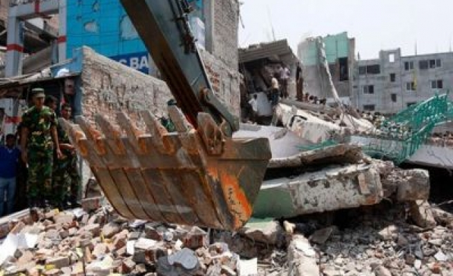 Bangladesh building toll climbs to 228- UPDATED