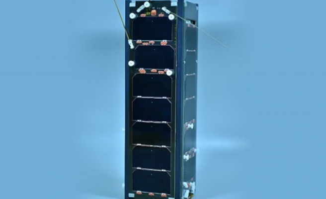 Turkey's first national 'mini satellite' launched to space