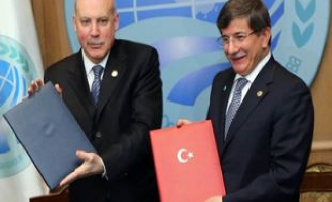 Turkey becomes partner of Shanghai group