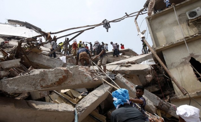 Bangladesh seeks life in prison over building collapse