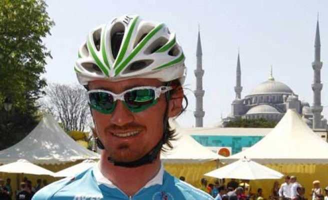 Sayar from Torku ranked first in cycling tour of Turkey-PHOTO
