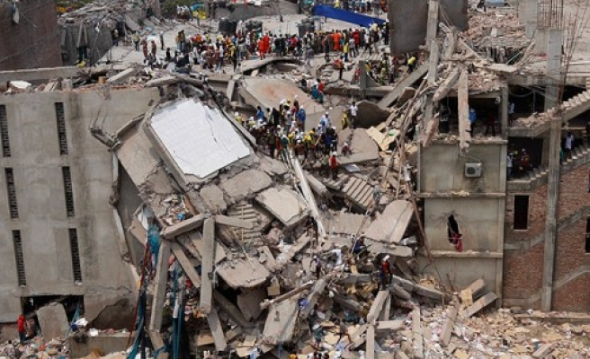 Owners of Bangladesh fire-disaster factory sent to jail