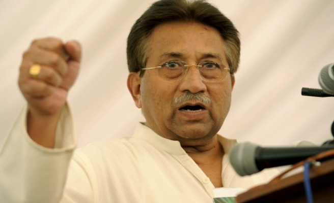 Pakistan court bars Musharraf from going abroad