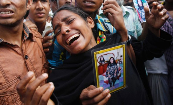 Bangladesh building owner faces murder charge