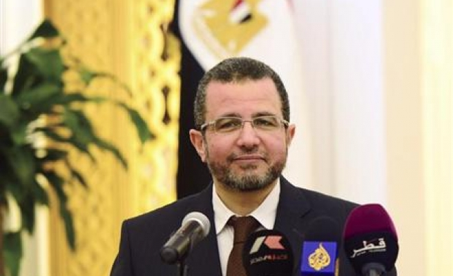 Police detain man who opened fire Egyptian PM's convoy