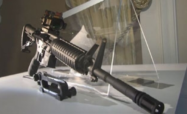 Turkey's first unique design infantry rifle produced