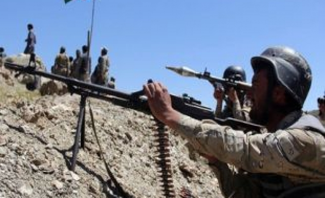 9 Afghan migrants killed by Iranian border guards