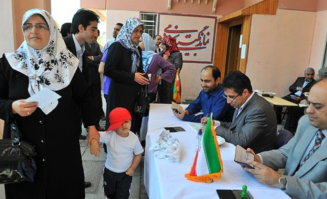 Over 50.5 mln Iranians eligible to vote in presidential election