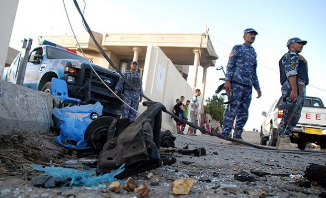 Bombs kill more than 35 people across Iraq- UPDATED