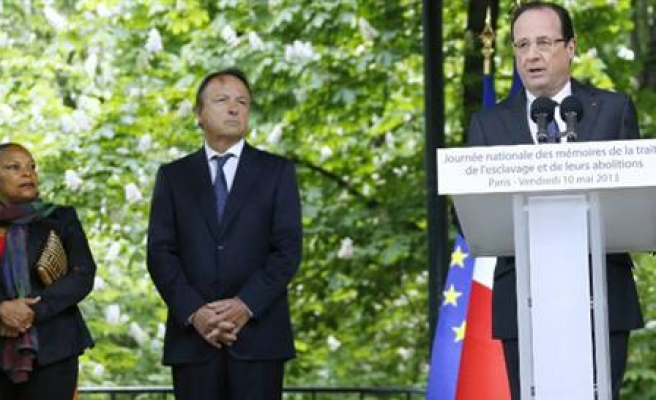 France refuses to pay reparations for slavery