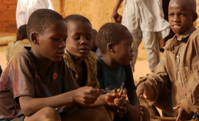 800,000 people to need food aid in Niger:UN