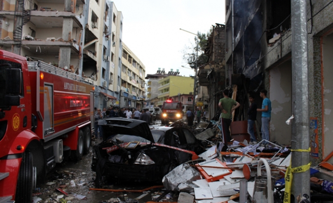 Condemnations for Reyhanli blasts