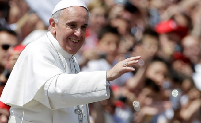 Atheists are good if they do good, Pope says