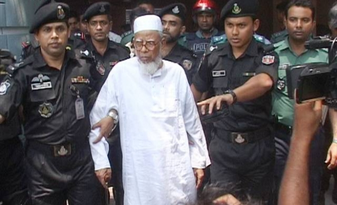 Bangladesh arrests Jamaat-e-Islami leader