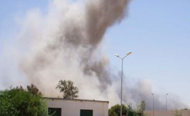 Benghazi blast caused by fishing explosives -official