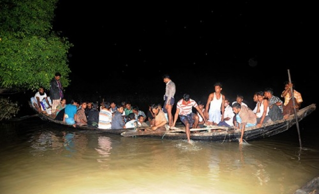 Relatives says thousands of Rohingya missing en route to Malaysia
