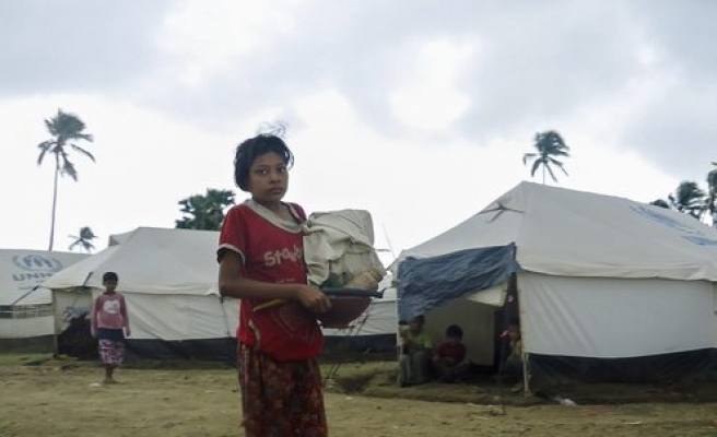 UN official on tour of conflict-blighted Myanmar region