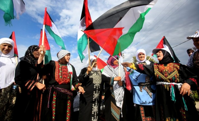 65th anniversary of Nakba commemorated- UPDATED