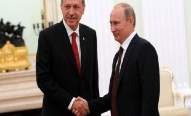 Shifting Middle East balances impact Turkey, Russia ties