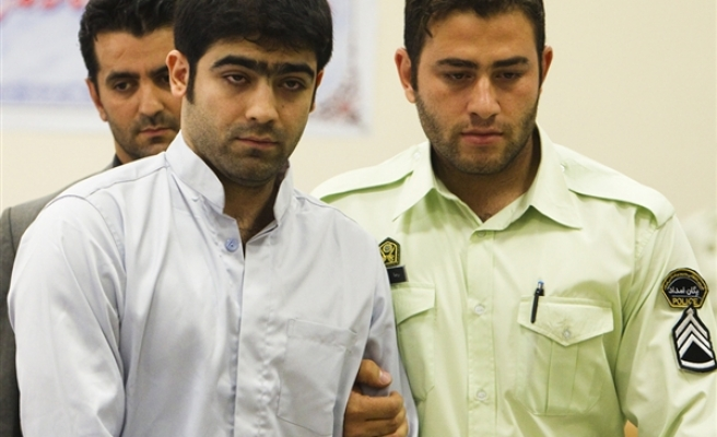 Iran hangs two spies working for Israel and U.S