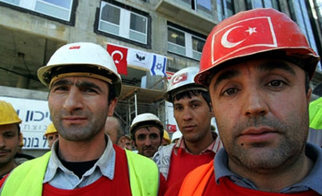 Company's Turkish workers not allowed to enter Israel