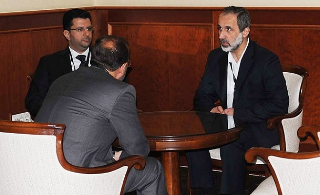 Syrian opposition requests assurance againt Assad