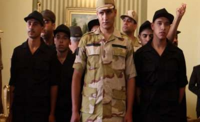 Kidnapped Egyptian security officers released- UPDATED